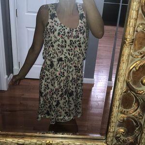 Beautiful leopard print dress